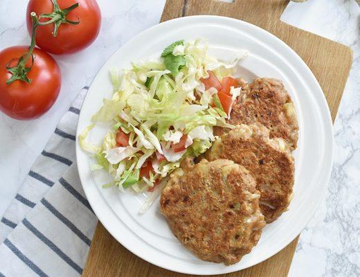 Recept: makkelijk te maken tonijnburgers