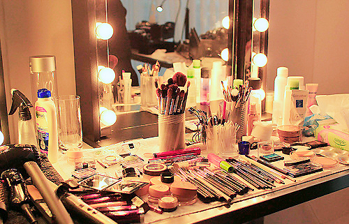 Hoe begon jij met make-up?