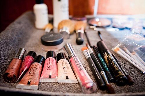 Multifunctionele make-up