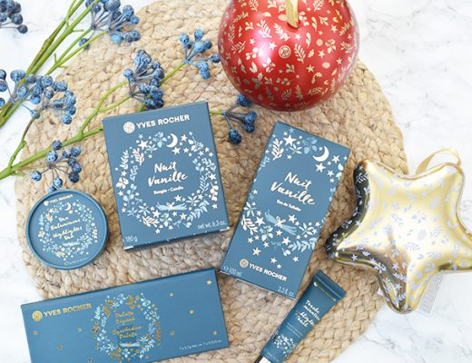 Yves Rocher Nuit Vanille Kerstcollectie + Giftsets