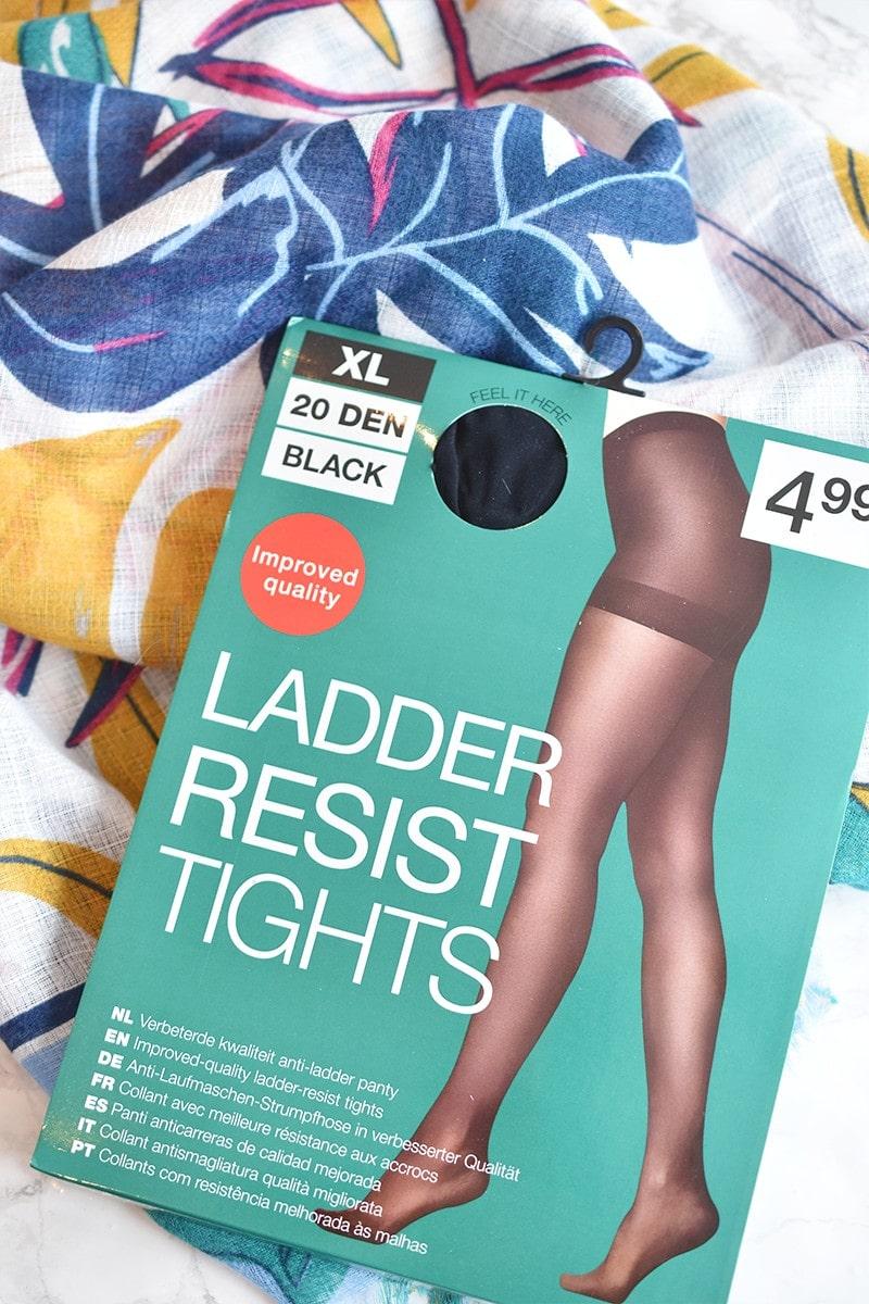 Zeeman Anti-Ladder Panty